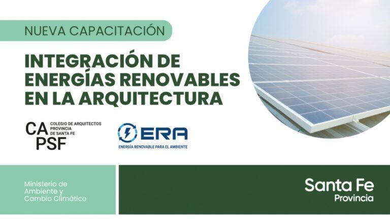 INTEGRACIÓN DE ENERGÍAS RENOVABLES EN LA ARQUITECTURA